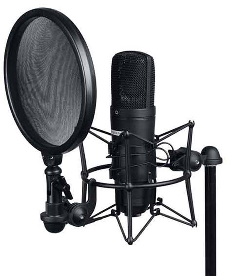 This image has an empty alt attribute; its file name is Mic-Pop-Filter.jpg