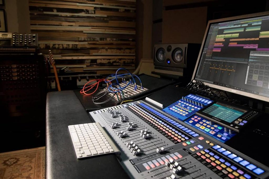 Professional Recording Studio Equipment List